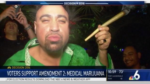 [MI] Florida Approves Medicinal Marijuana Amendment