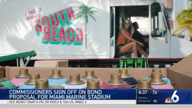 [MI] Miami City Commissioners Approve Budget Plan to Begin Renovation of Marine Stadium