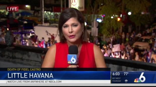 [MI] Cuba Unity Rally Held in Little Havana