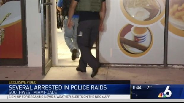 [MI] Arrests Made After Restaurants Raided Overnight