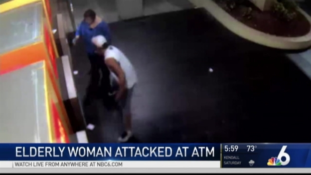[MI] Man Attacked and Robbed Woman at Pompano Beach ATM: BSO