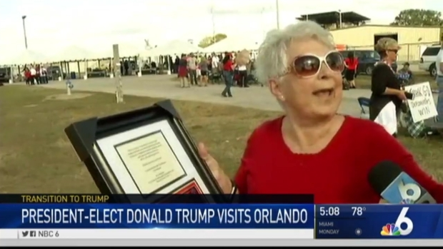 [MI] Trump to Hold Victory Tour Rally in Orlando