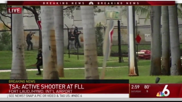 [MI] RAW Officers With Guns Drawn During Active Shooter Situation at FLL