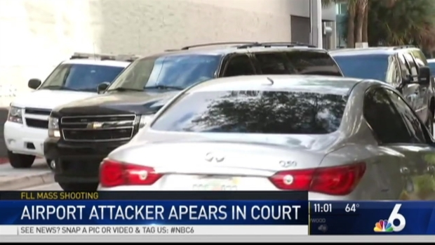 [MI] Airport Shooting Suspect Appears in Court For First Time
