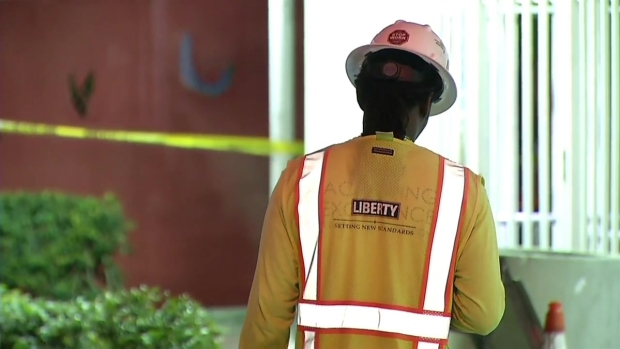 VIDEO: Deadly Construction Accident on Miami MetroMover