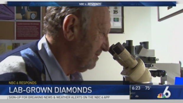 [MI] NBC 6 Responds: Lab-Grown Diamonds