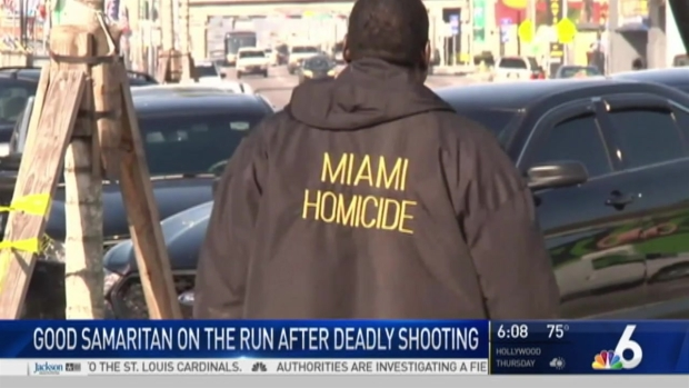 [MI] Police Searching For Good Samaritan In Deadly Miami Armed Robbery