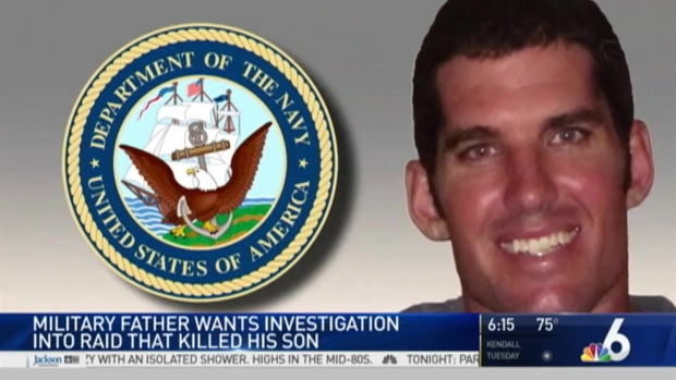 [MI] Dad of Navy SEAL Killed Refuses to Meet President Trump