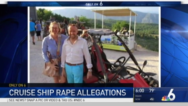 [MI] $25M Lawsuit Claims Woman Was Raped By Bartender on Cruise