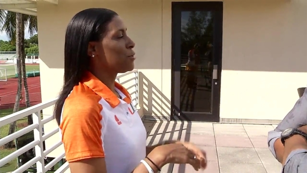 [MI] VIDEO: Miami Hurricanes Player Bringing Hope, Promise to Community