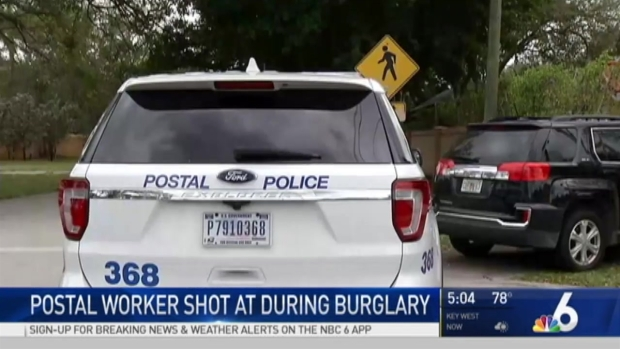 [MI] Shots Fired at Postal Worker in Southwest Miami-Dade