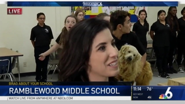 [MI] Brag About Your School - Ramblewood Middle School