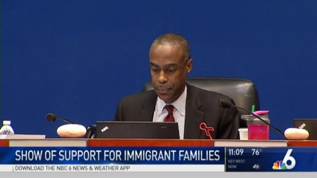 [MI] Broward Schools Discussing Resolution Supporting Immigrant Students