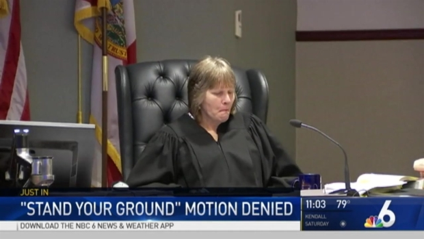 Former Cop Denied Stand Your Ground Defense in Tampa Theater Shooting