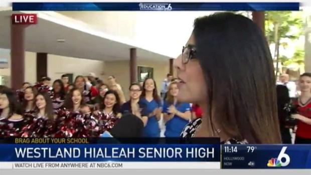 [MI] Brag About Your School - Westland Hialeah Senior High