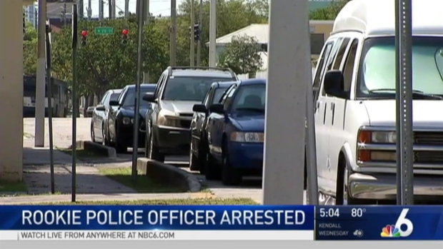 [MI] Miami Police Looking for More Possible Victims of Cop Accused of Robbery