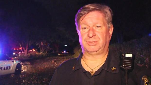 [MI] VIDEO: Plantation Fire Rescue Official Speaks on Possible Tornado