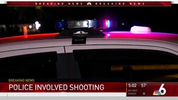[MI] Police-Involved Shooting in Southwest Miami-Dade