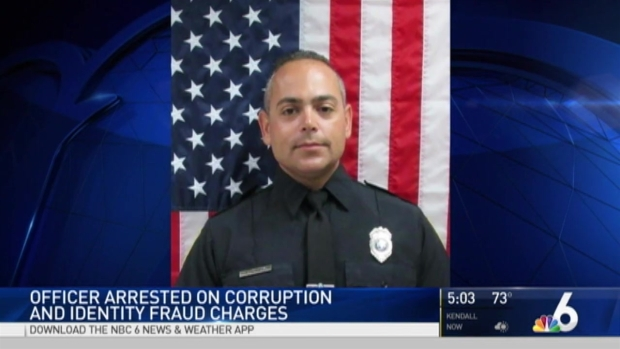 [MI] Hialeah Police Officer Arrested on Corruption Charges