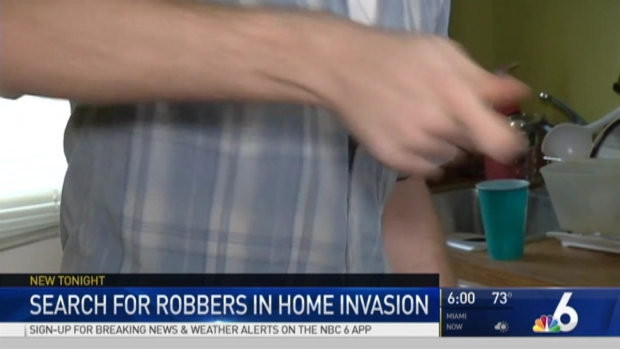 [MI] Pompano Beach Home Invasion