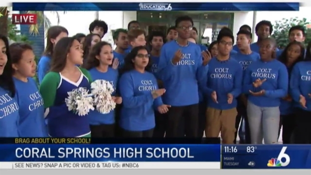 [MI] Brag About Your School - Coral Springs High School