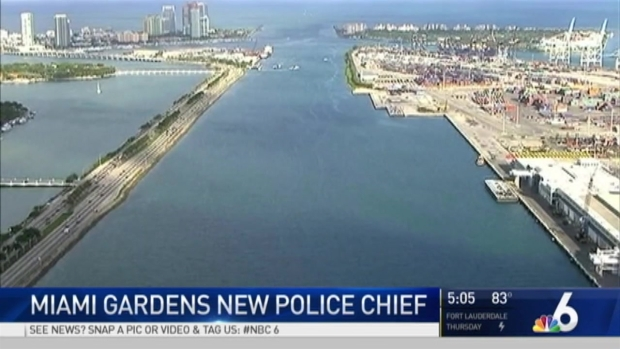 [MI] Miami Gardens Names First Female Police Chief