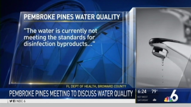 [MI] Pembroke Pines Water Quality Debate
