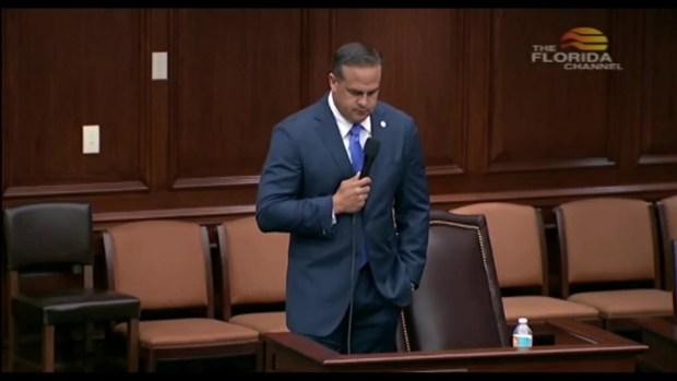 [MI] Florida Senator Apologizes for Using Racial Slurs to Colleagues