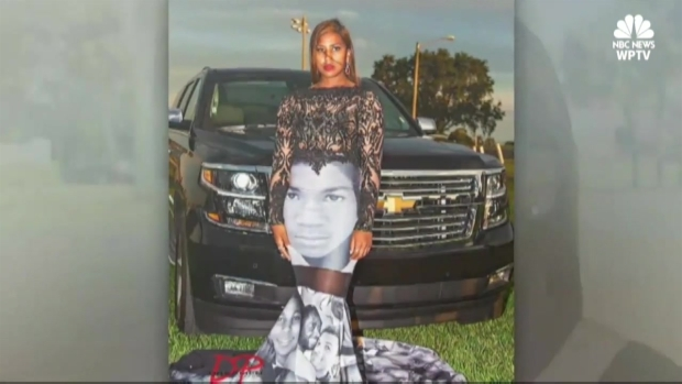 [MI] South Florida Teen Wears Black Lives Matter Prom Dress