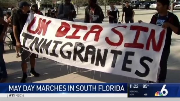 [MI] May Day Protests Planned Across South Florida