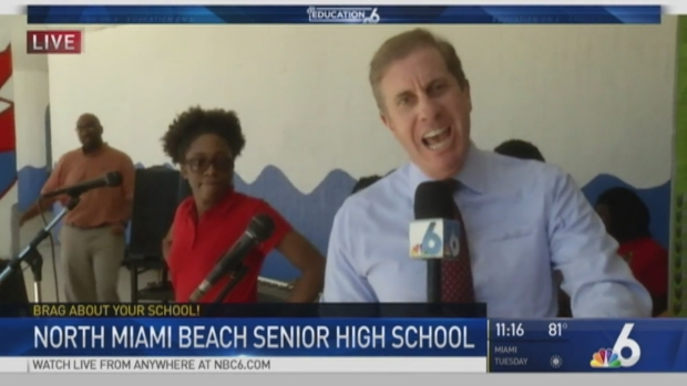 [MI] Brag About Your School - North Miami Beach Sr. High School