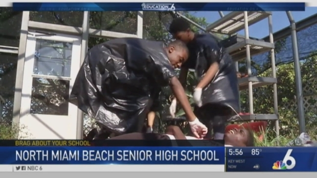 [MI] Brag About North Miami Beach Senior High School