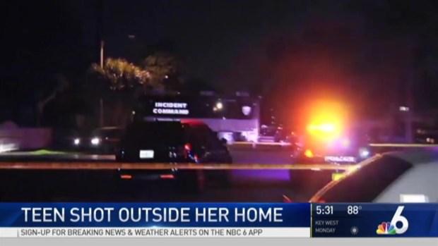 [MI] Teen Girl Critically Injured in Shooting in North Miami Beach