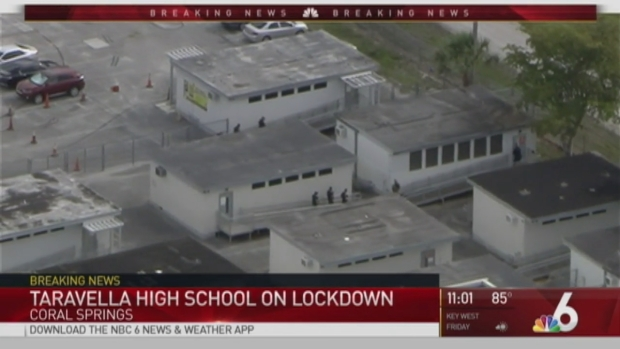 [MI] Coral Springs School Remains on Lockdown After Threat