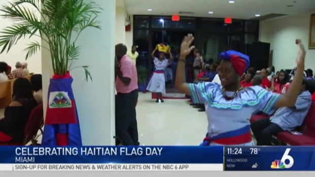 Haitian Flag Day Mass