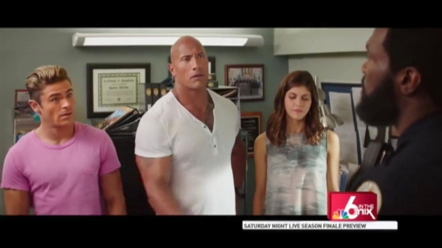 [MI] Saturday Night Live Preview: Dwayne Johnson
