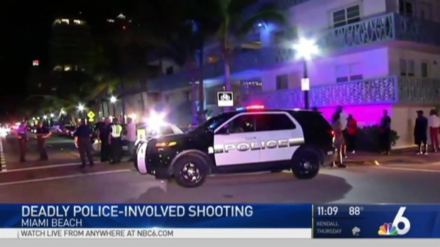[MI] Two Dead After Seperate Shootings on Miami Beach