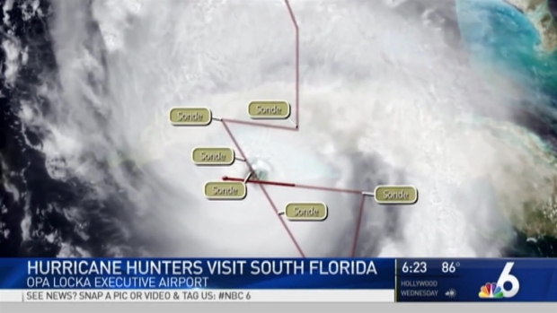 [NATL-MI] Hurricane Hunters That are Keeping You Safe This Hurricane Season