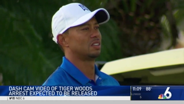 [MI] Dashcam Video of Tiger Woods Arrest to be Released