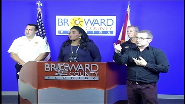Broward Mayor Announces Deaths at Hollywood Nursing Home