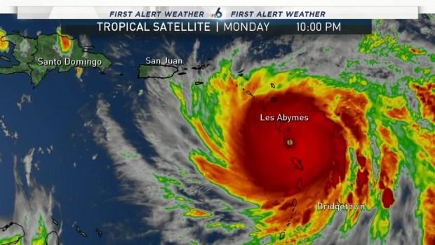 [MI] Hurricane Maria Makes Landfall on Dominica