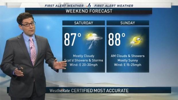 [MI] First Alert Forecast- Saturday AM