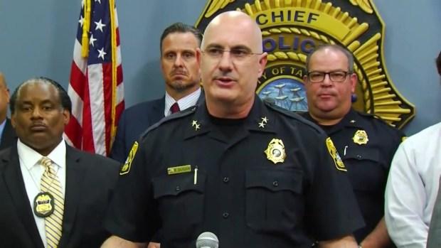[MI] Arrest Made in Tampa Serial Killer Case