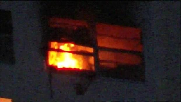 [MI] Sunny Isles Apartment Fire