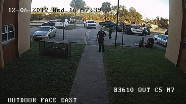 [MI] BSO Releases Surveillance of Fatal Deputy-Involved Shooting in Lauderdale Lakes
