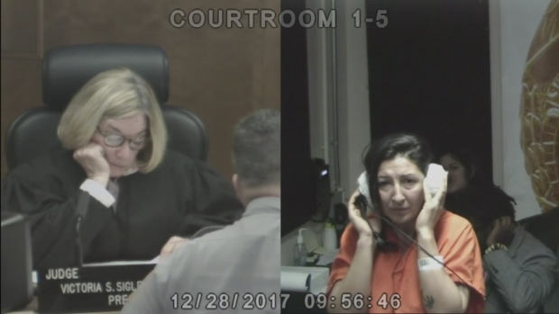 [MI] Valentina Zaeta Appears in Bond Court