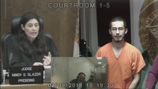 Guillermo Morales Appears in Bond Court
