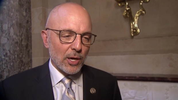 Rep Ted Deutch Discusses Douglas HS Shooting
