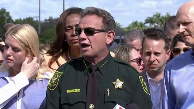 [MI] BSO Sheriff Gives Emotional Plea