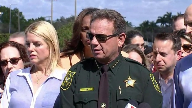 [MI] BSO Sheriff Talks About Slain Coach